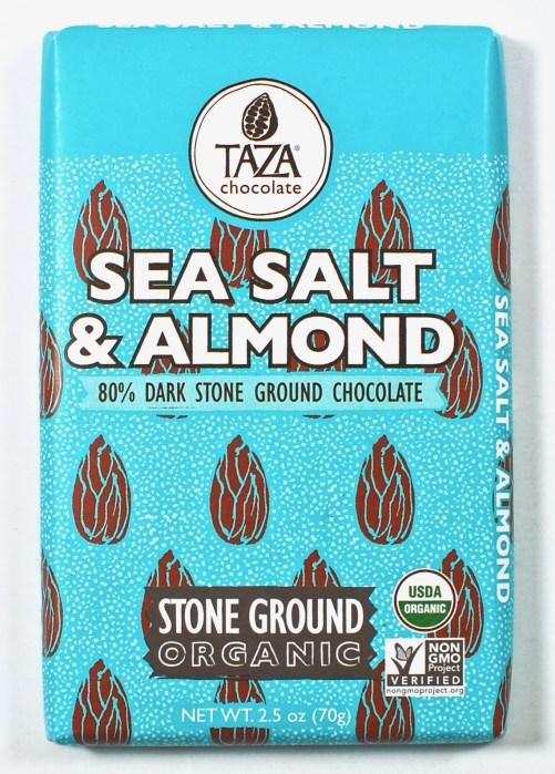 Taza Sea Salt & Almond