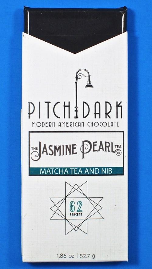 Pitch dark jasmine pearls bar