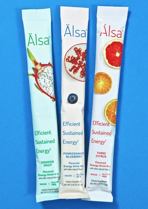 Alsa drink mix
