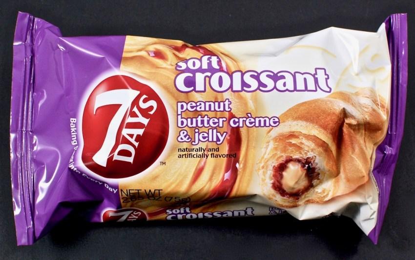 7 Days peanut butter croissant