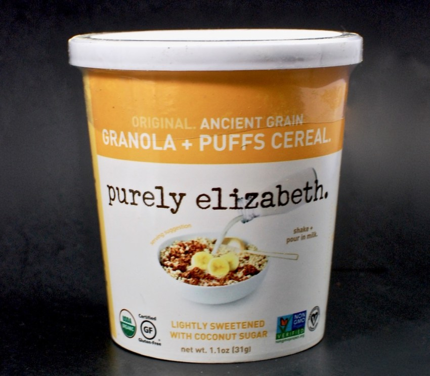 Purely Elizabeth cereal