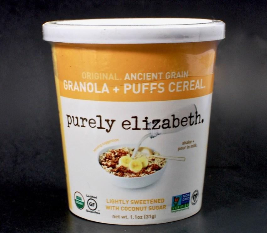 Purely Elizabeth cereal
