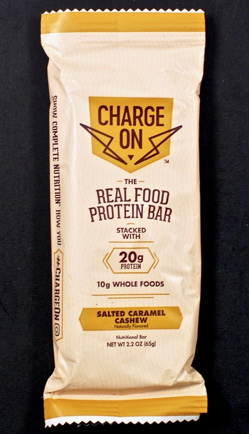 Charge On protein bar