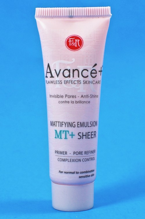Figs & Rouge mattifying emulsion