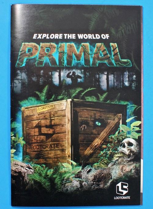 Primal Loot Crate review