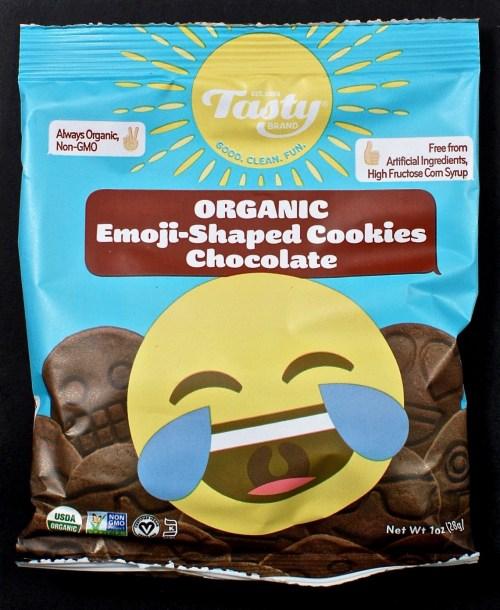 Tasty emoji cookies