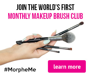 Live Glam MorpheMe free makeup brush