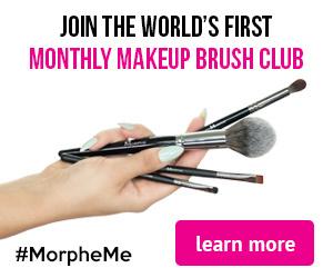 Live Glam MorpheMe free makeup brush