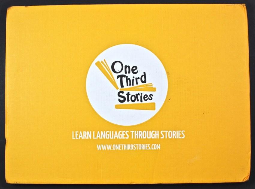One Third Stories box