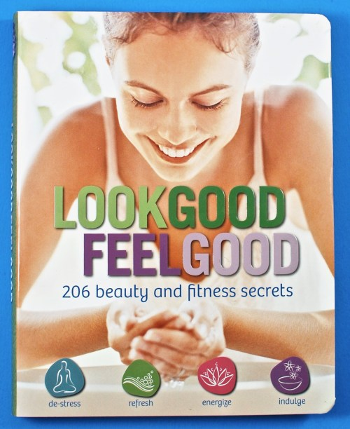 Look Good Feel Good book