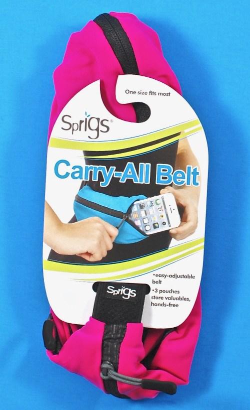 Sprig carryall belt