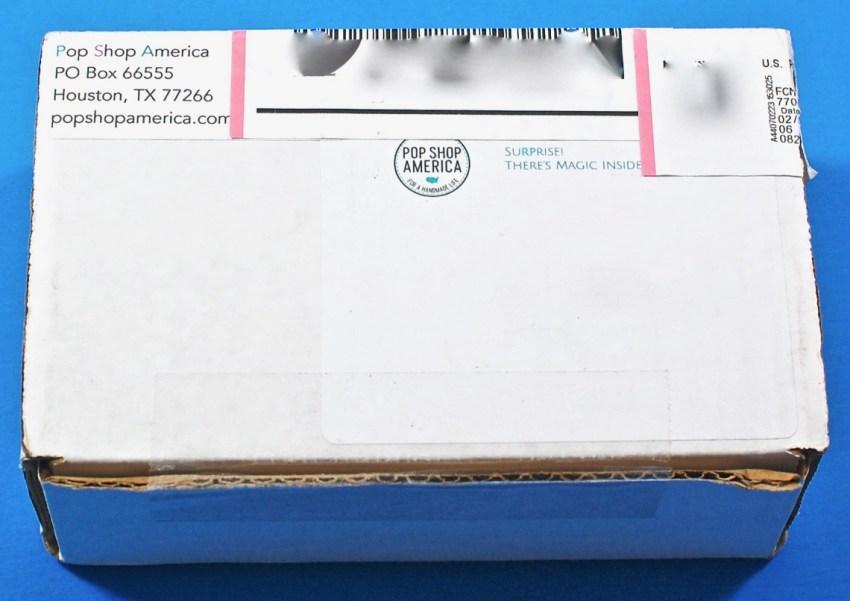Pop Shop America box review