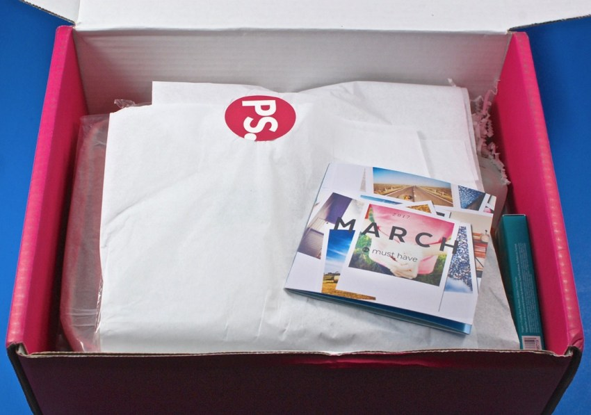 popsugar must have box review