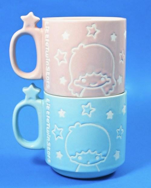 Little Twin Stars mugs