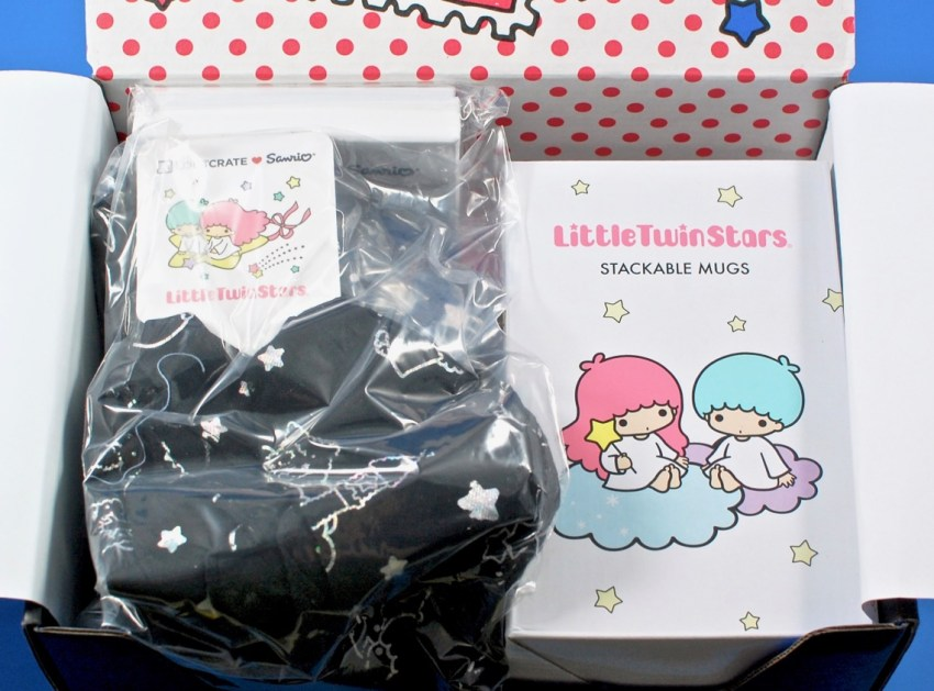 Sanrio Small GIft Crate unboxing