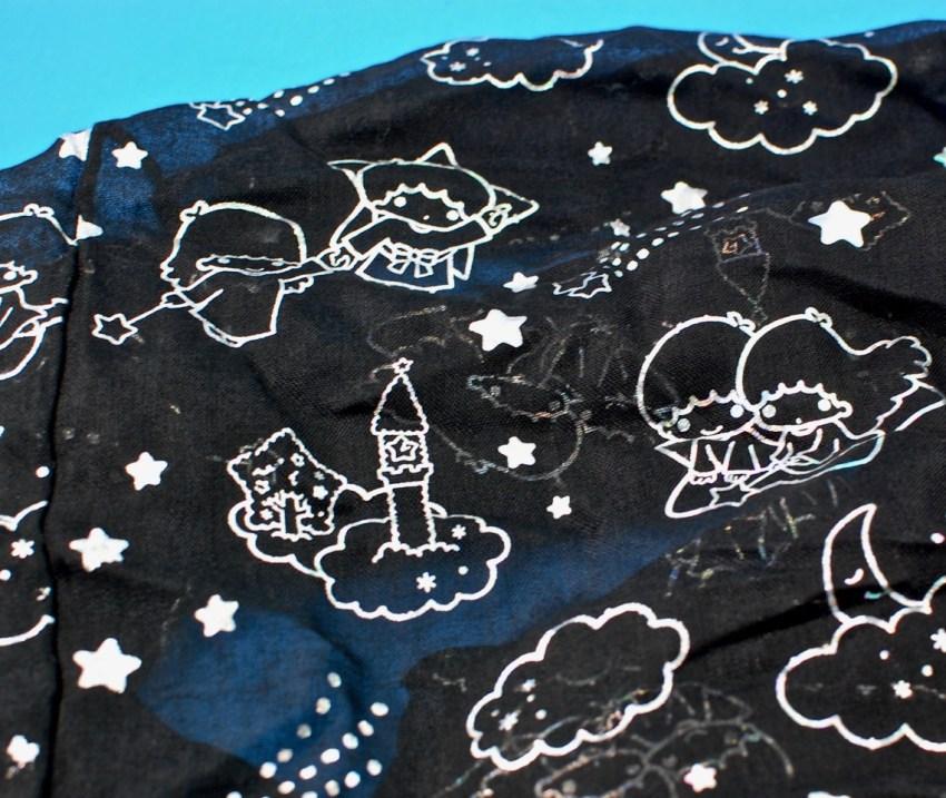 Little Twin Stars scarf