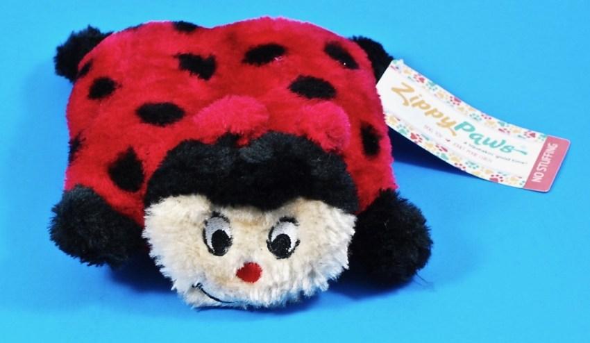 Zippypals ladybug