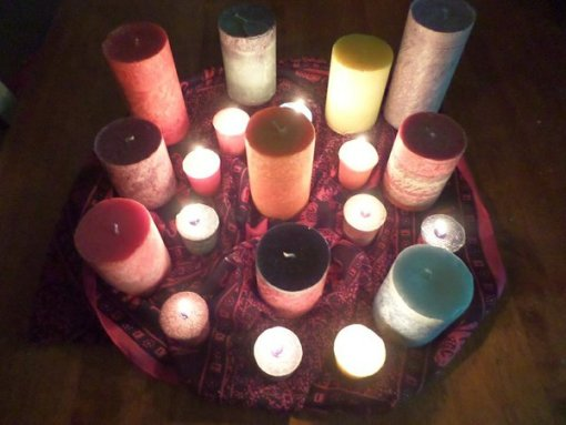 Witches Brew Candles subscription box