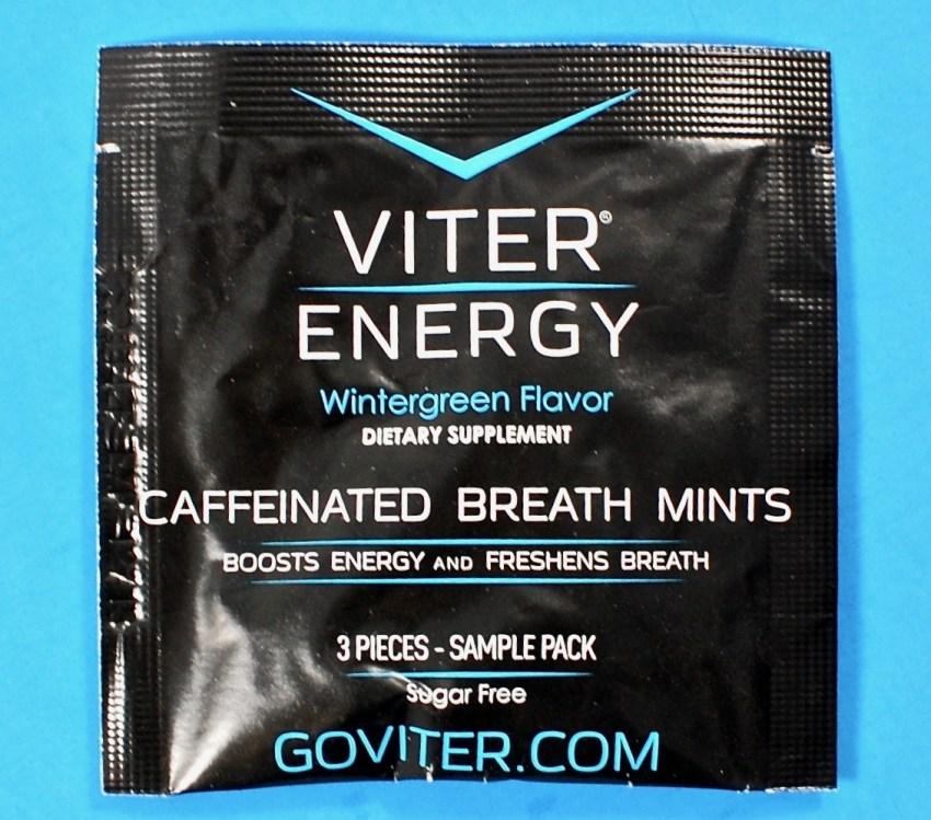 Viter Energy mints