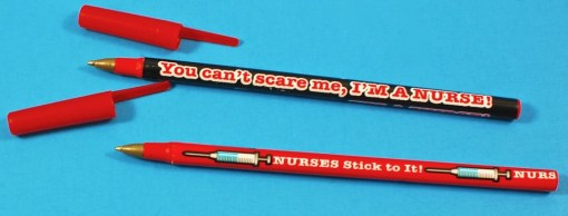 nurse pens