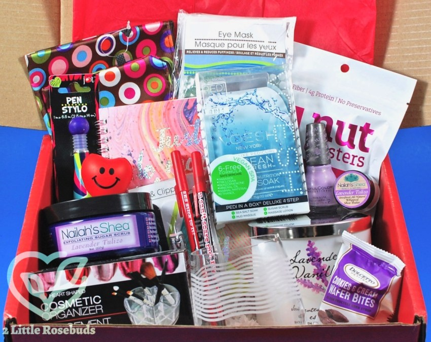 April 2017 CareZONE Box review