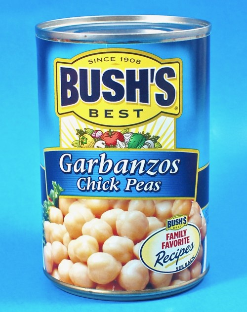 Bush's garbanzo beans