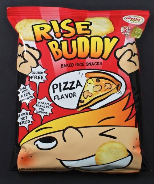Rise Buddy pizza