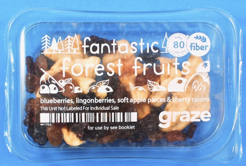 Graze forest fruits