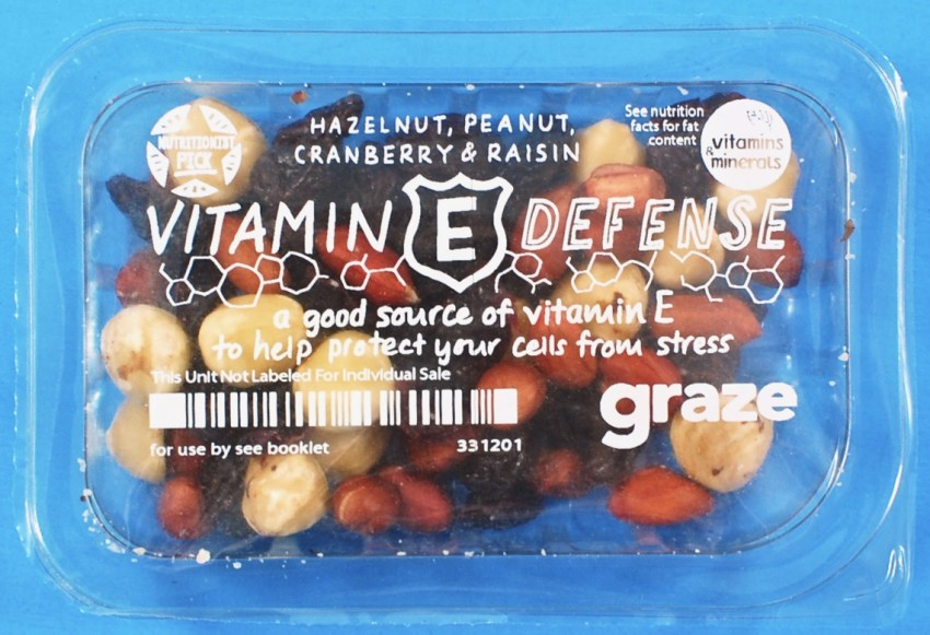 Vitamin E Defense graze