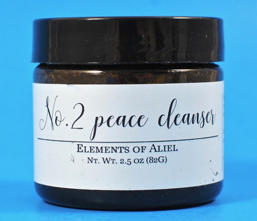 Elements of Aliel cleanser