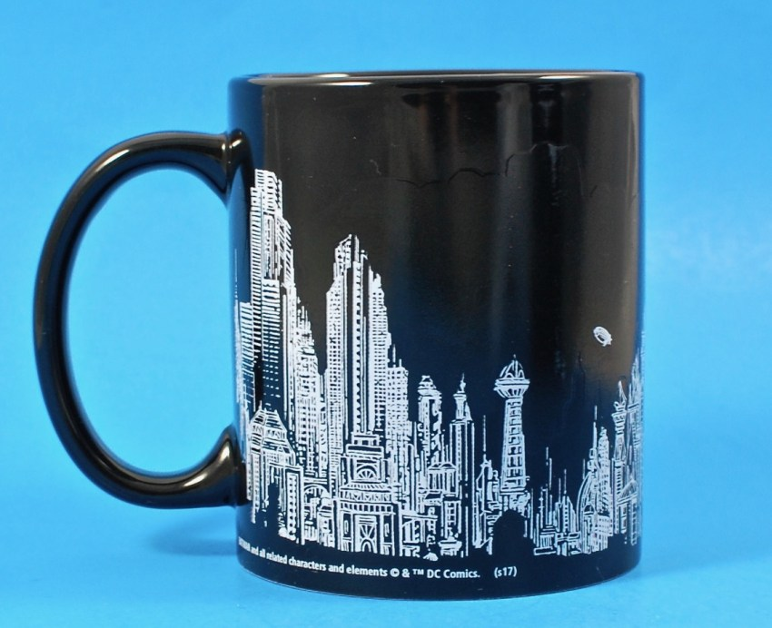 Batman mug Loot Crate