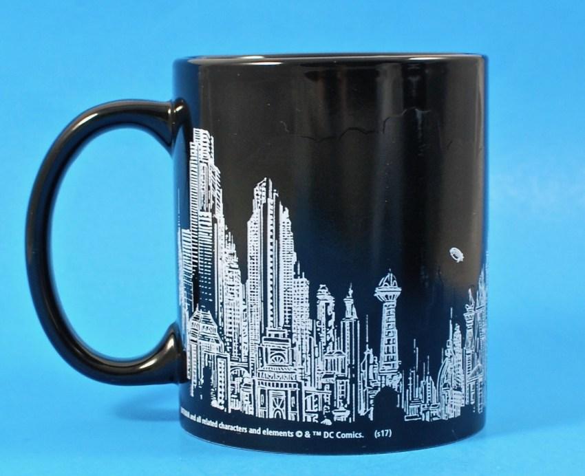 Batman mug Loot Crate