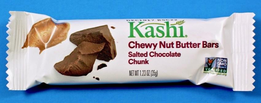 Kashi nut butter bar