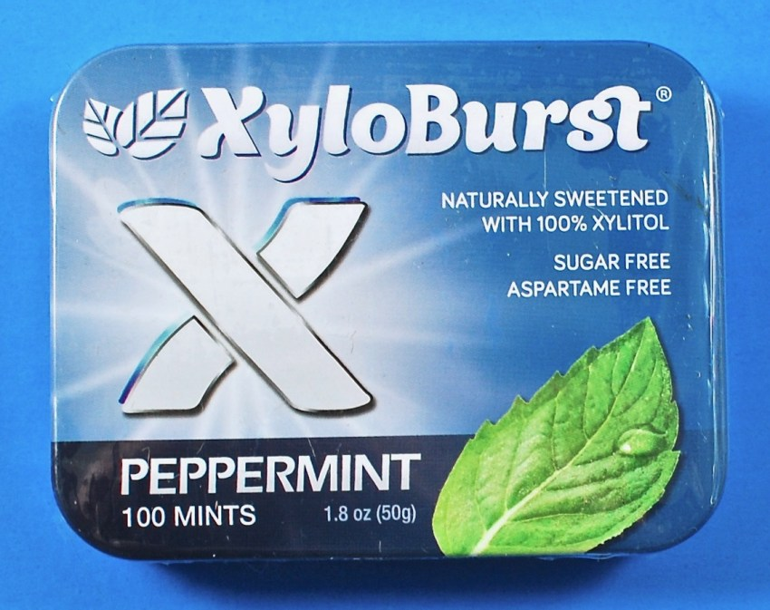 XyloBurst mints