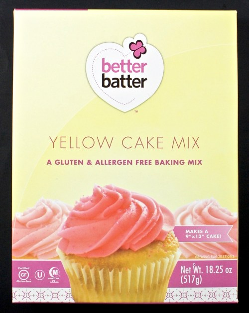 Better Batter cake mix