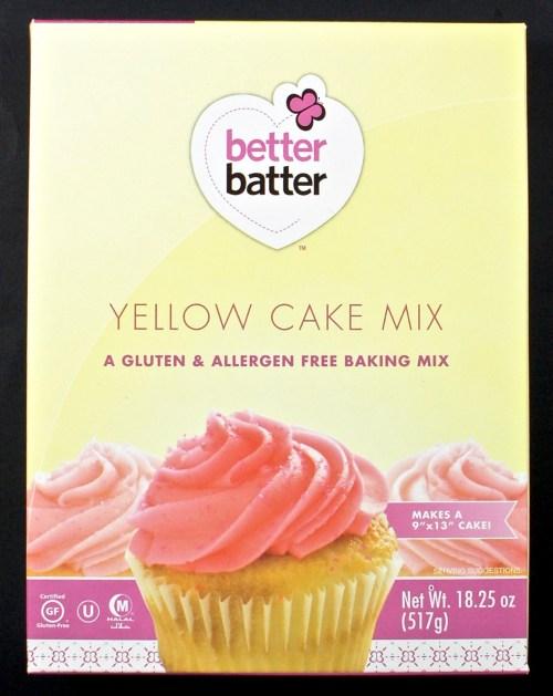 Better Batter cake mix