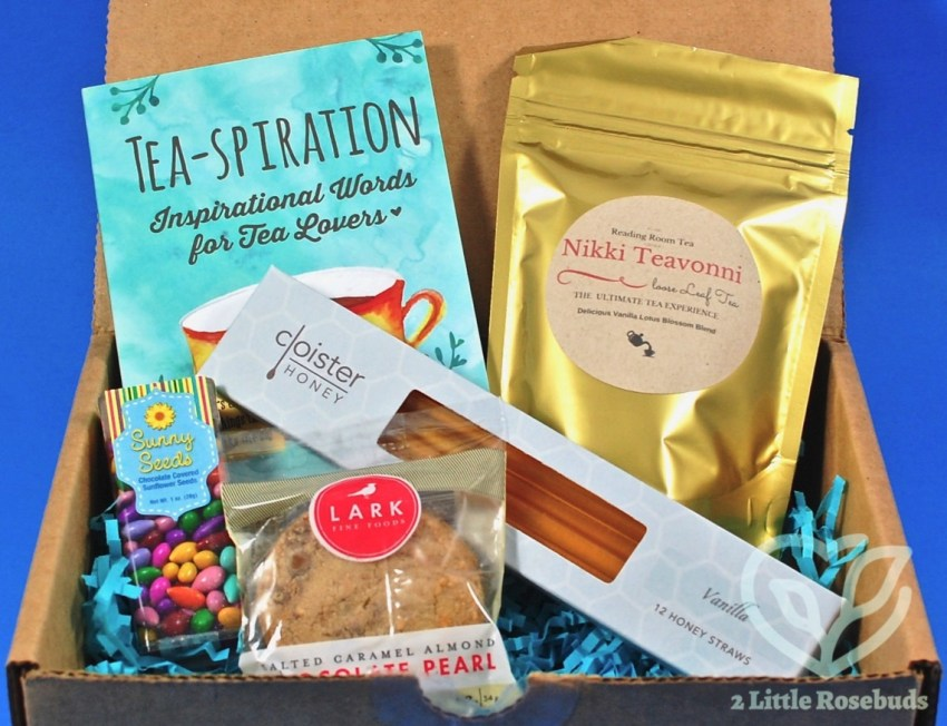 Tea Box Express April 2017 Subscription Box Review & Coupon Code