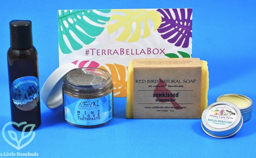 Terra Bella Box April 2017 Subscription Box Review & Coupon Code