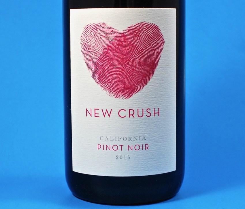 2016 New Crush California Pinot Noir