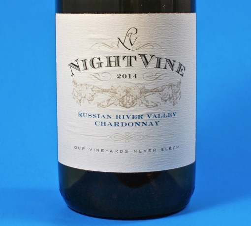 2014 NightVine Russian River Chardonnay