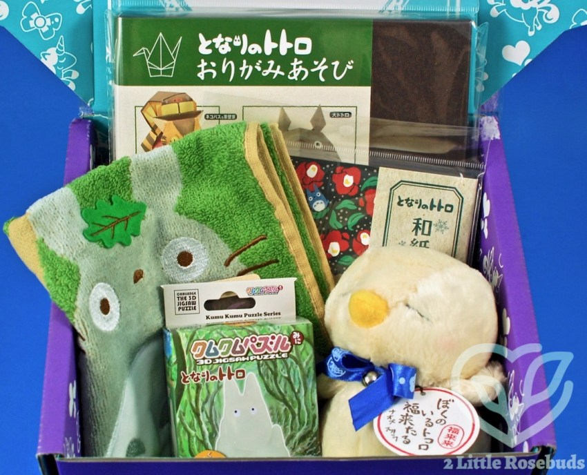YumeTwins March 2017 Japanese Subscription Box Review & Coupon Code