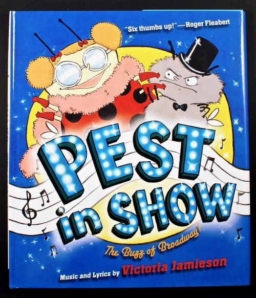Pest in Show book