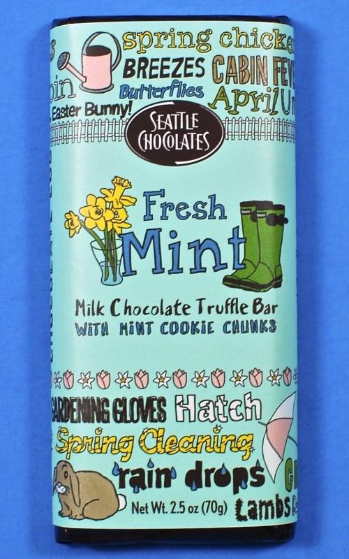 Seattle Chocolate mint