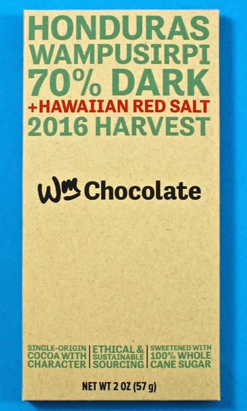 WM Chocolate bar