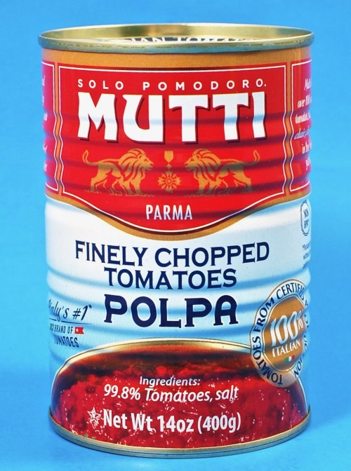 Mutti tomatoes
