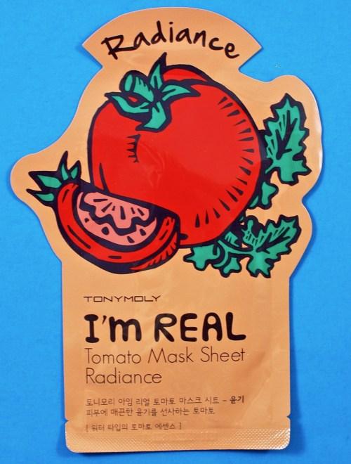 Tony Moly I'm Real mask