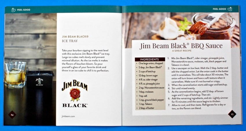 Jim Bean subscription box