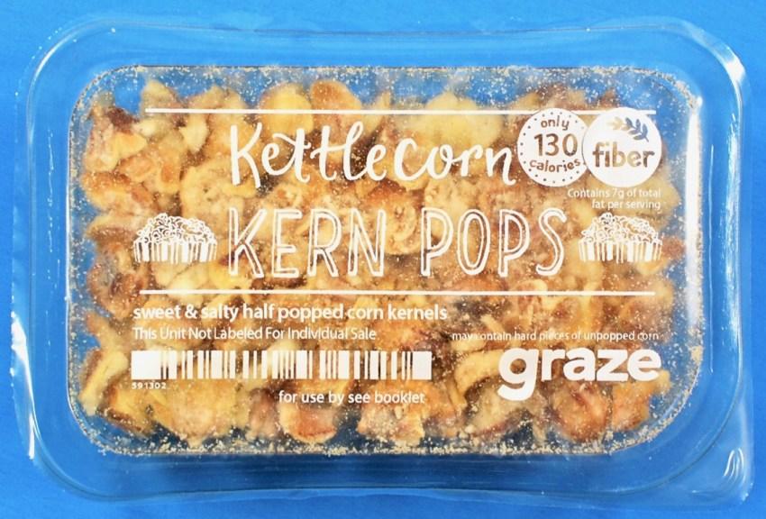 Kettlecorn kern pops