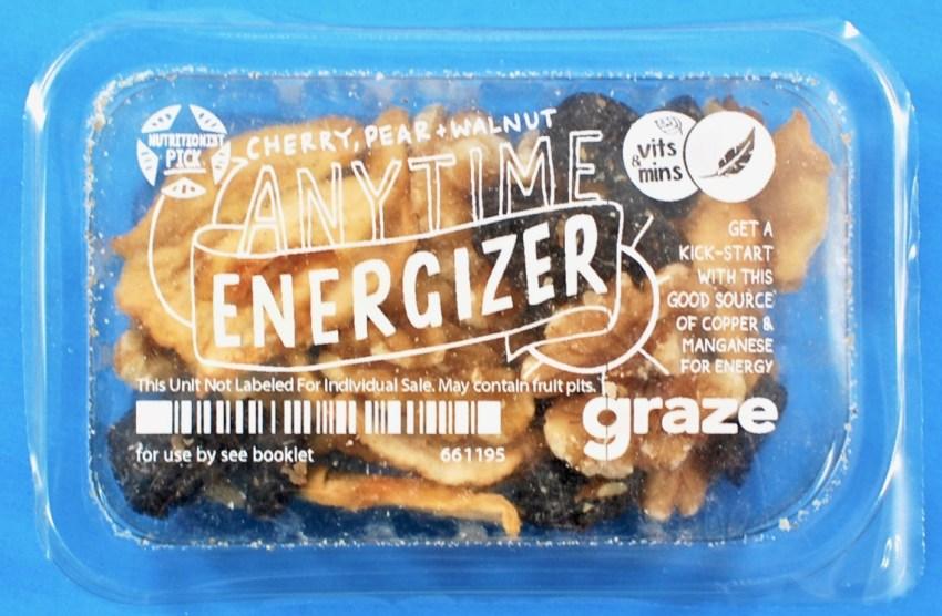 Graze anytime energizer