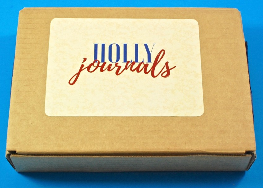 Holly Journals box
